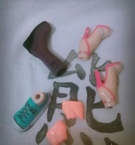 Обувь для кукл