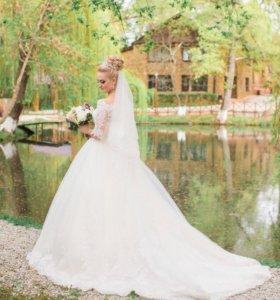 Профессиональная свадебная съёмка