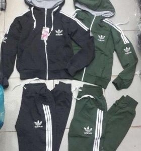 Новый спортивный костюм бренд Adidas женский
