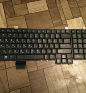 Клавиатура ноутбука dell