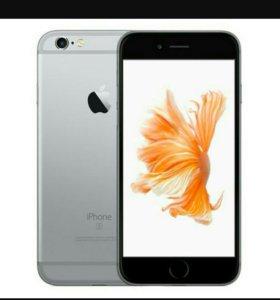 Айфон 6s 64gb (серый)