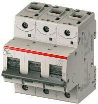 Автоматический выключатель ABB S803C C125
