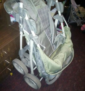 Коляска Babycare(цвет оливы)