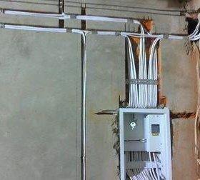 Услуги электрика. Весь перечень работ