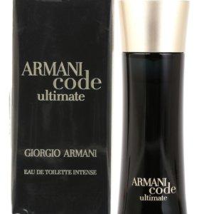 GIORGIO ARMANI CODE ULTIMATE INTENSE, 75ML, EDT