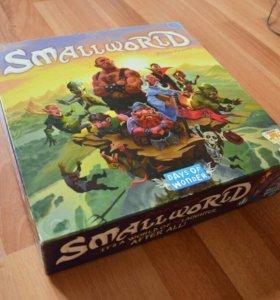 Настольная игра Маленький Mир (Small World)