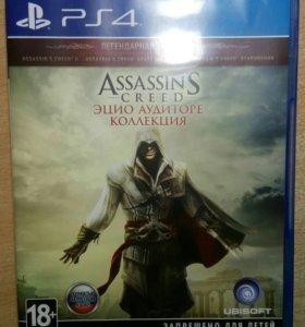 Assassin's Creed Эцио Аудиторе Коллекция