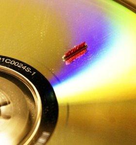 Чистящий комплект Laser Lens Cleaner System