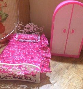Спальня куклы
