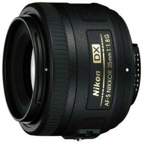 Nikon 35f 1,8
