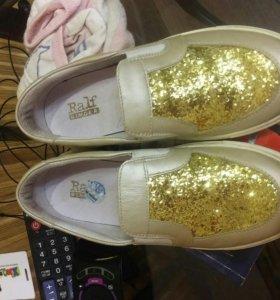 Туфли детские 35 размер