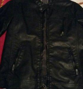 куртка мужская кож зам