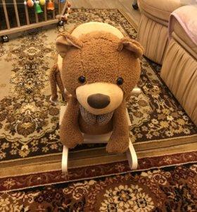 Медведь-качалка
