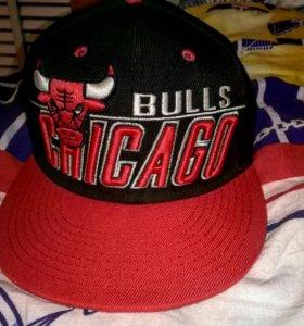 Продам кепку CHICAGO BULLS