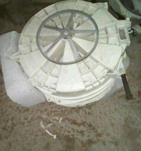 Бак от стиральной машины.интэзит на 5 кг