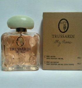 Trussardy My Name Eau De Parfum 100 ml Тестер