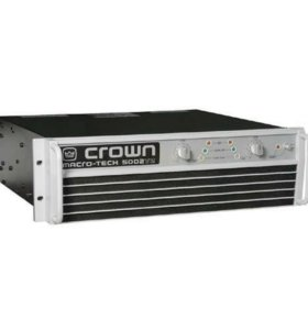 Усилитель мощности Crown MA5002VZ