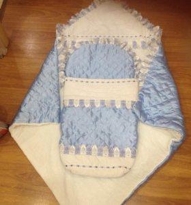 Конверт+ одеяло