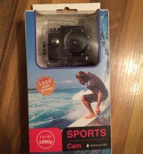 Экшен камера Sports Cam GoPro регистратор