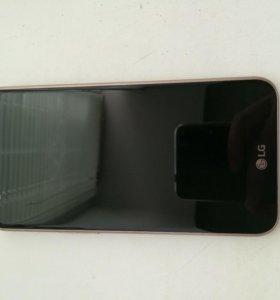 LG К10 продам или обменяю телефон на горантии