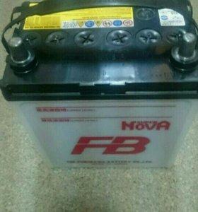 Новый Аккумулятор Super Nova 38 A /h
