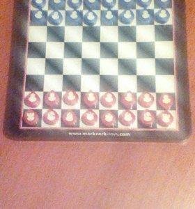 Шахматы и Шашки Mack-Zack
