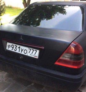 Mercedes-benz c230 w202 2.3