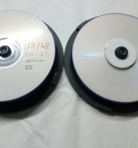 Sony DVD-R, DVD+R