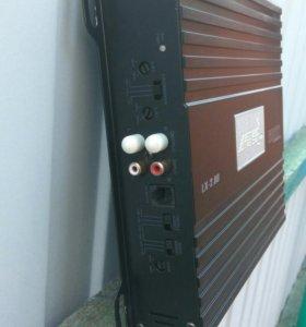 2х канальный усилитель ACV LX 2.80 600w