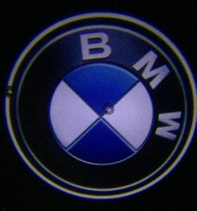 Логотип на бмв