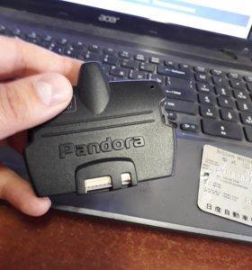 Установка и продажа сигнализации Starline, Pandora