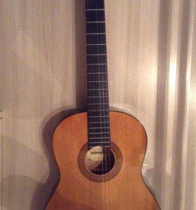 Акустическая гитара HOHNER HC-06, в подарок чехол