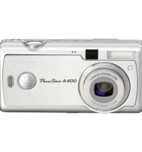 Цифровой фотоаппарат Canon A400