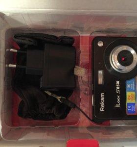 Камера Rekam iLook S850i Black