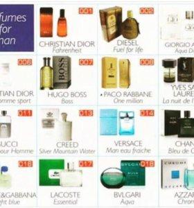 Мужская парфюмерия по выгодной цене