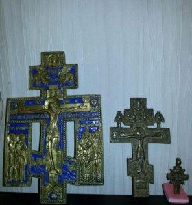 Кресты старинные 19 век