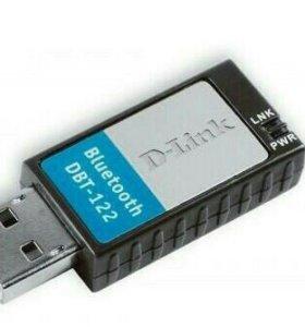 D-Link DBT-122 Беспроводной USB-адаптер Bluetooth