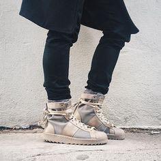 кроссовки Adidas Superstar Jungle Boots