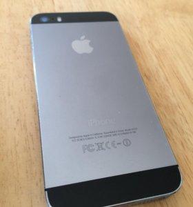 Продам iPhone 5s б/у