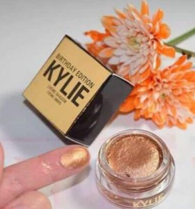 Тени Kylie COPPER