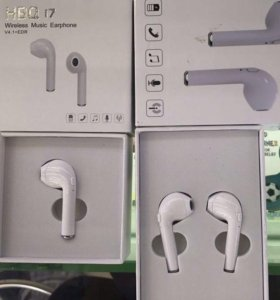 Беспроводные наушники для iPhone