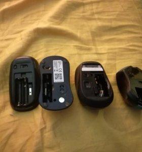 Мышки беспроводные есть рабочие 4 шт .