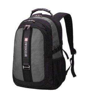 Новый Рюкзак SwissGear USB+AUX