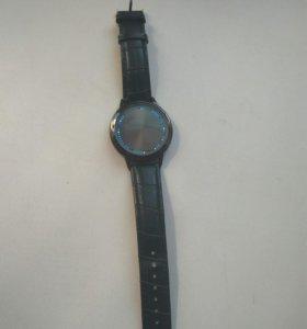 Необычные часы с Led индикацией
