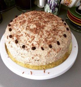 Кофейный торт СРОЧНО