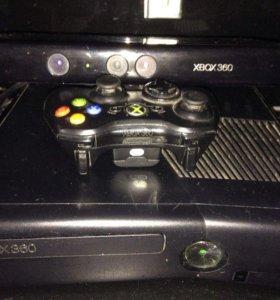 Xbox-360, игры, джойстики, зарядное ,кинект