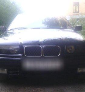 BMW 3 серия lll (Е36) 318i 1.8MT, 113л.с.