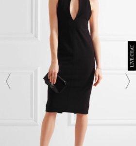 Чёрное платье Solace London новое