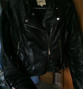 Куртка,косуха,кожанка zara,mango,HM,koton