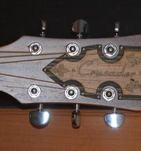 Акустическая и электроакустическая гитара Crusader